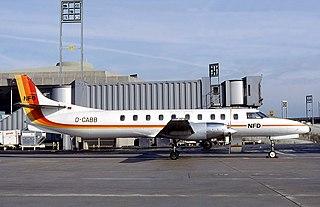 Nürnberger Flugdienst Flight 108 1988 aviation accident