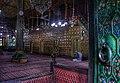 N-JK-50 Man praying inside Khanqah.jpg