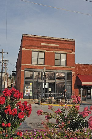 National Register of Historic Places listings in Newton County, Missouri - Image: NEOSHO COMMERCIAL HISTORIC DISTRICT, NEWTON COUNTY, MO