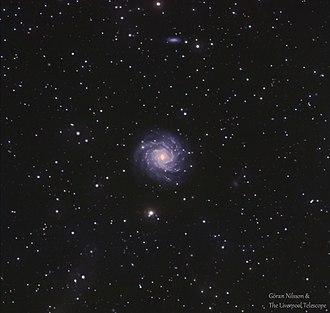 NGC 7015 - The galaxy NGC 7015.