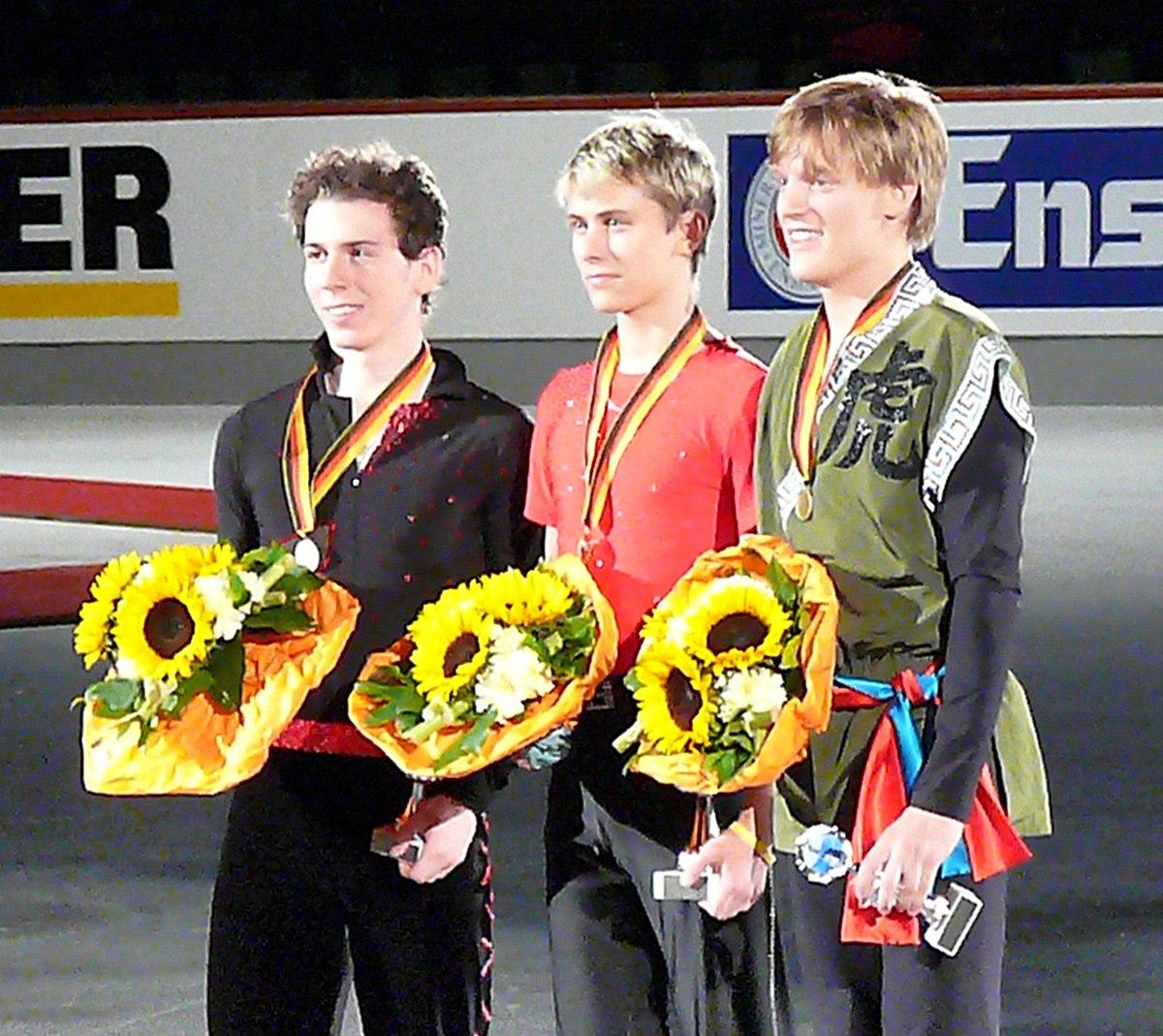 oberstdorf senior singles Home isu isu european championships international biathlon european athletics.