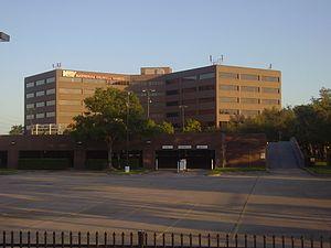 National Oilwell Varco - National Oilwell Varco headquarters in Greater Sharpstown, Houston