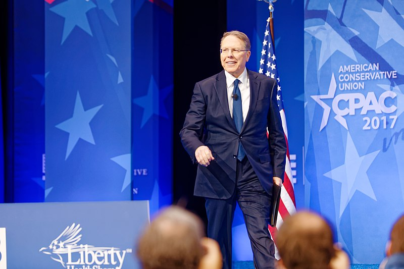 File:NRA Wayne LaPierre at CPAC 2017 on February 24th 2017 by Michael Vadon 02.jpg