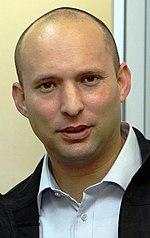 Parteivorsitzender Naftali Bennett