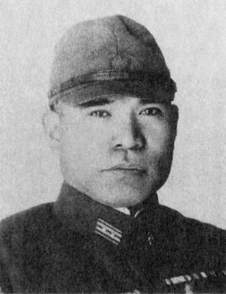 Battle of Peleliu - Lt. Col. Kunio Nakagawa