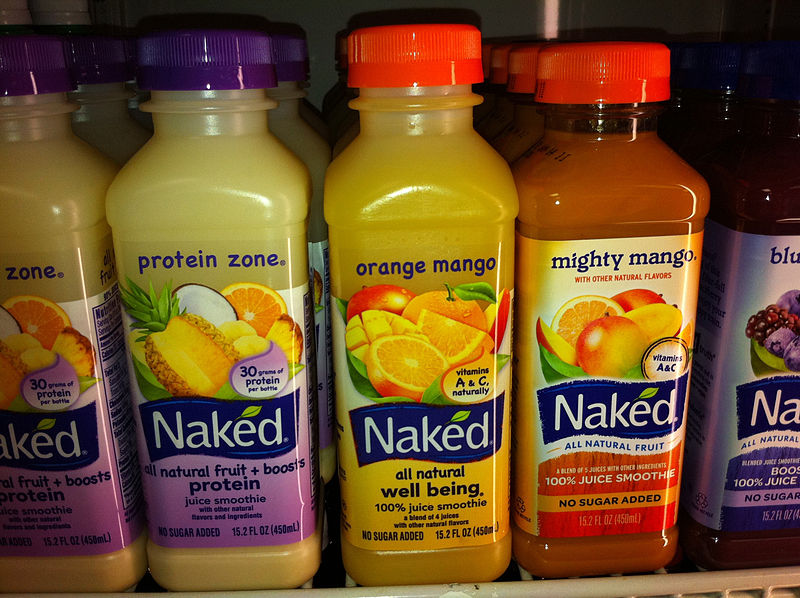Naked Juice, PepsiCo, class action, $45
