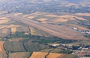 Namangan Airport - Image: Namangan Airport