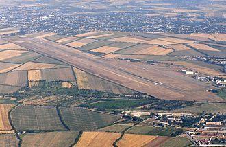 Namangan - Image: Namangan Airport
