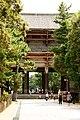 Nandai-mon, Todai-ji, Nara (3810551395).jpg