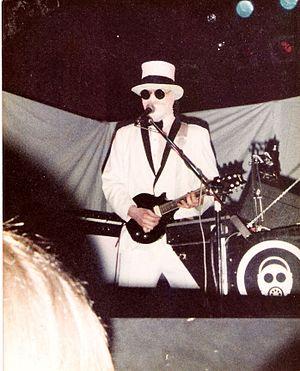 Nash the Slash - Nash the Slash performing at The Venue in London in 1981