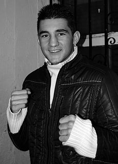 Nathan Cleverly British boxer