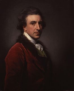 Nathaniel Dance-Holland English portrait painter and politician