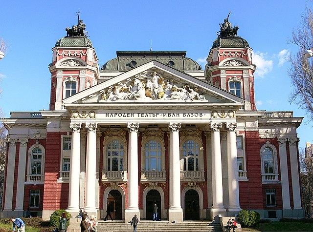 Naroden Teatr Ivan Vazov