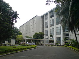 National Library of the Philippines in 2008
