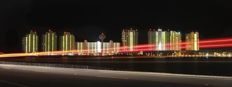 Navarre, Florida - Navarre Beach skyline
