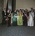 Nederlandse regering biedt President Tito en echtgenote galadiner aan in Amstel , Bestanddeelnr 254-8729.jpg