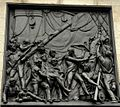 Nelson's column - Death of Nelson at Trafalgar relief.jpg