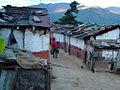 Nepali slum in Bhutan.jpg