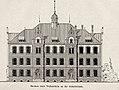 Neubau einer Volksschule an der Ackerstraße, Illustration um 1900.jpg