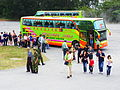 New Comers Leaveing Shuttle Bus 20121013.JPG