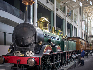 Locomotive No. 1