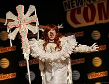 New York Comic Con 2015 - Lucy (22104350255).jpg