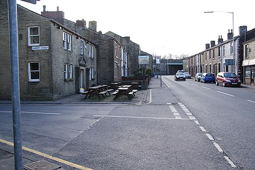 Creative Commons image of The Slip Inn in Rochdale