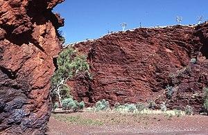 Newman, Western Australia - Iron deposits