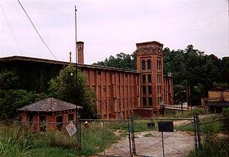 Newry, South Carolina - Newry Mill
