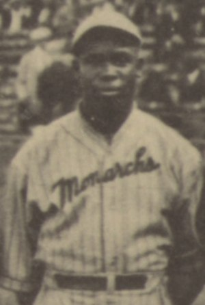 Newt Joseph - Joseph at the 1924 Colored World Series