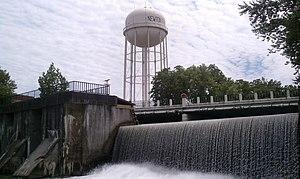 Newton Falls, Ohio - Image: Newton Falls, OH