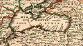 Nicolas Sanson. Estats de l'Empire du Grand Seigneur des Turqs ou Sultan des Ottomans. 1654.Mer Noire.jpg