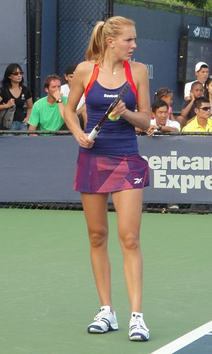 Nicole Vaidišová - Vaidišová at the US Open 2009