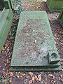 Nijmegen begraafplaats Daalseweg, graf Willem Bijlard, schepper Quacqmonument.JPG