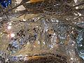 Niki de saint-phalle, giardino dei tarocchi, imperatrice, interno, mosaico di specchi 02.JPG
