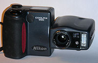 gamme nikon coolpix