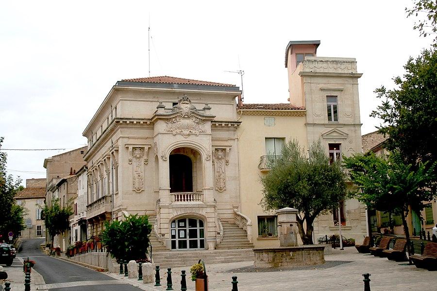 Nissan-lez-Enserune (Hérault) - mairie
