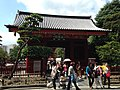 Nitemmon Gate of Sensoji Temple.jpg