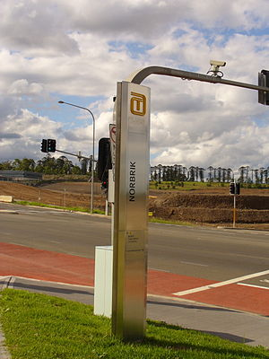 Liverpool–Parramatta T-way - A T-way station