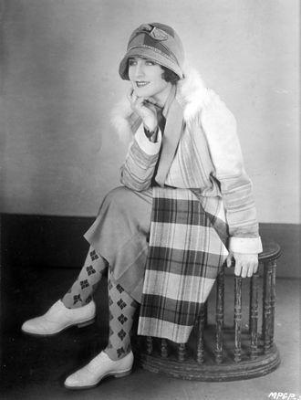 Norma Shearer - Shearer in an early MGM publicity photo