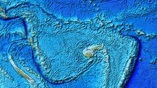 North Fiji Basin