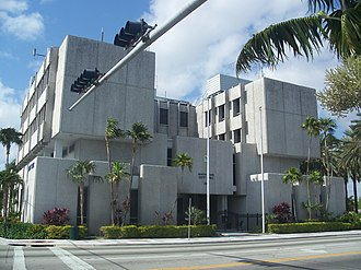 North Miami, Florida - City Hall