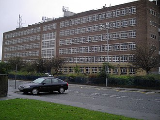 Ashington - Northumberland College.