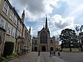 Norwich Cathedral- late July 2016 (geograph 5061628).jpg