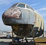 Nose of Boeing GB-52F Stratofortress (57-0042) (26212420291).jpg