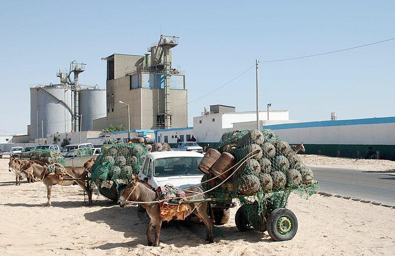 File:Nouadhibou,gasfillingstation.jpg