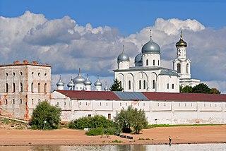 Yuriev Monastery monastery