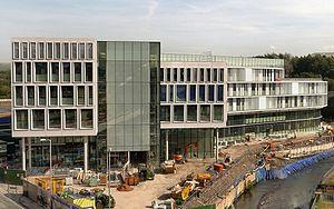 Metropolitan Borough of Rochdale - Number One Riverside, Rochdale