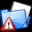 Nuvola filesystems folder important.png