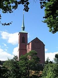 Nynäshamns kirke.